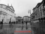 Bassano in the rain