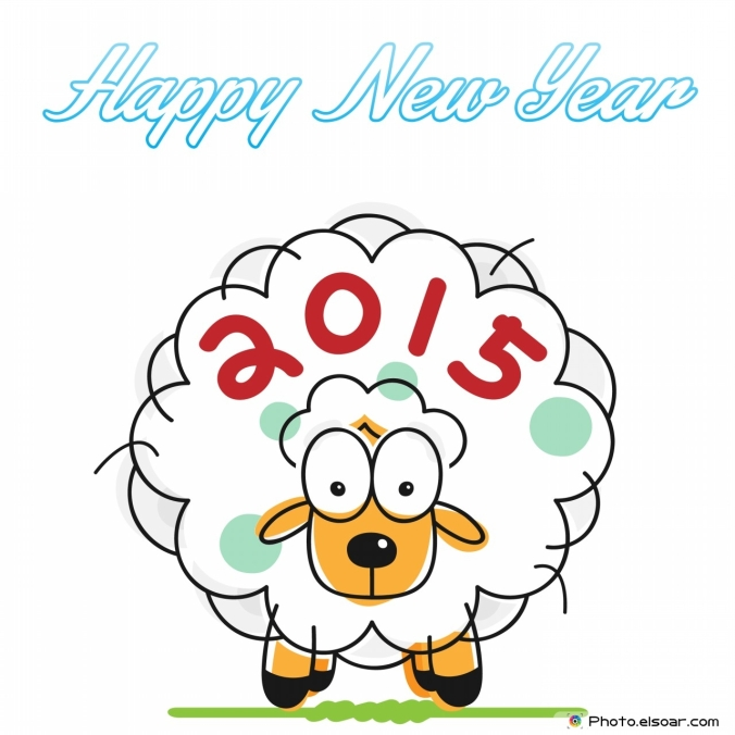 2015-Happy-New-Year-with-sheep