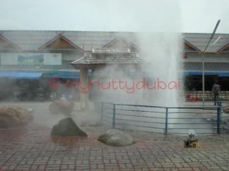 Hot Springs - Chang Rai, Thailand