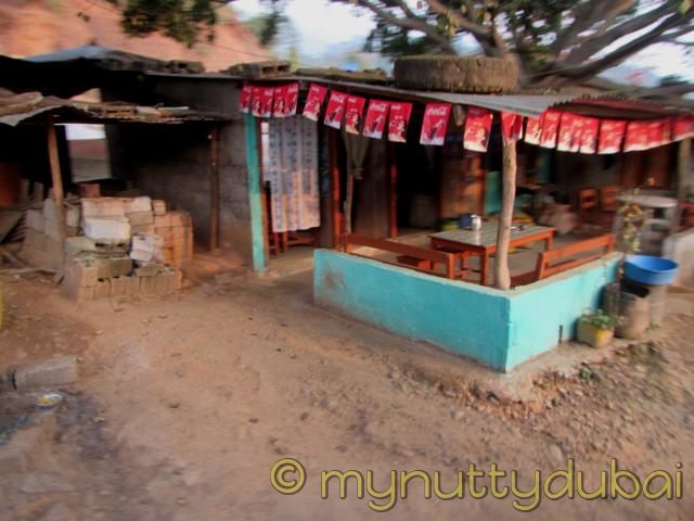 Restaurant in Nepal
