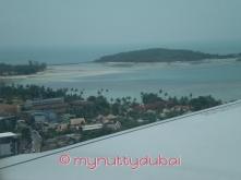 Landing in Koh Samui