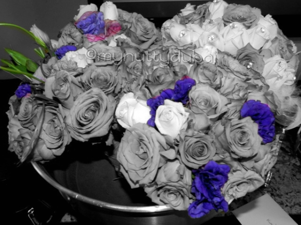 Wedding bouquets - September 2014