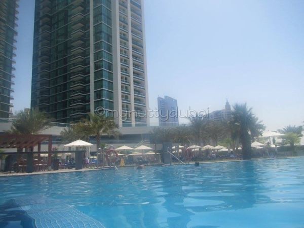 Double Tree by Hilton, JBR
