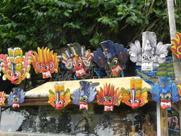 Masks in Sri Lanka