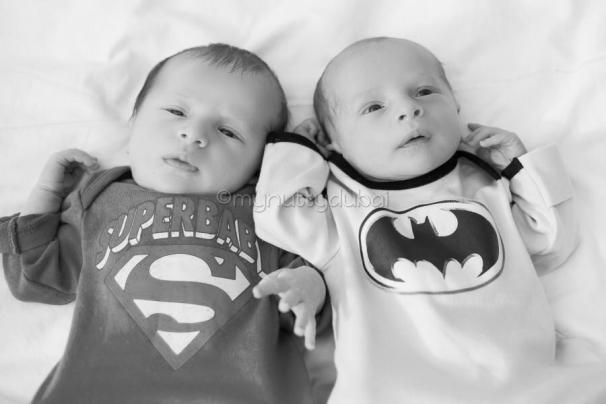 2 boys!