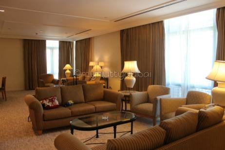 Our amaze-balls hotel apartment!