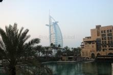 Burj al Arab views