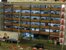 Multi-storey car parking
