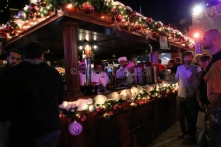 Mulled wine bar