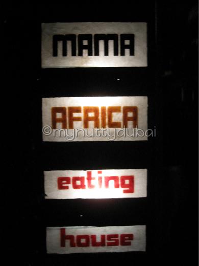 Mama Africa, Zimbabwe