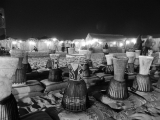 Music in the desert, Dubai