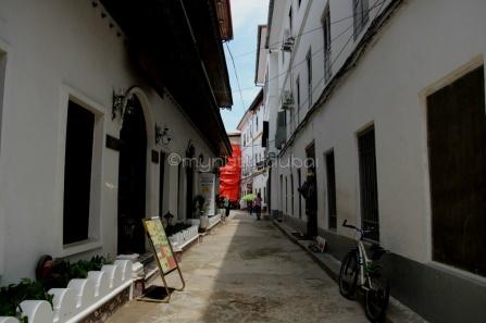 Stone Town alleyways