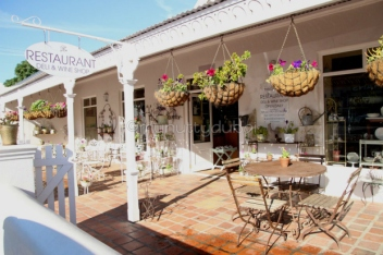 I Love Things restaurant, Tulbagh