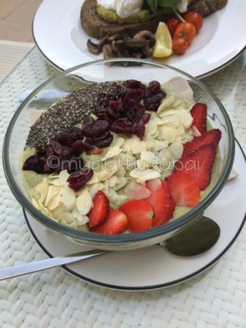 Wellness bowl