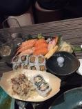 Sushi starters