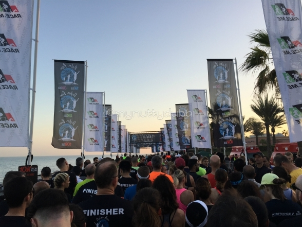 1000 runners, ready to take on the Palm!
