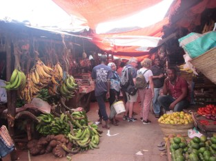Markets in Stone Town